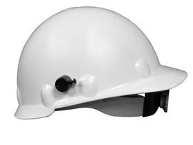 SuperEight Hard Hat with Multi-Directional Sensor - Cap style hard hat