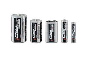 Ultra Pro Industrial Batteries - Alkaline 9 V