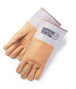 Premium TIG/MIG Welding Gloves - Premium pigskin TIG/MIG welding gloves