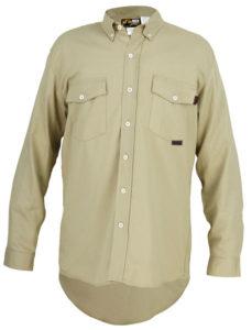 MCR S1T FR Tan Work Shirt