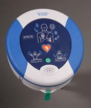 HeartSine® samaritan® PAD 350P Kits Automated External Defibrillator (AED)