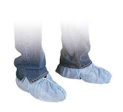 15440 PolyGard Blue Shoe Covers 400CT