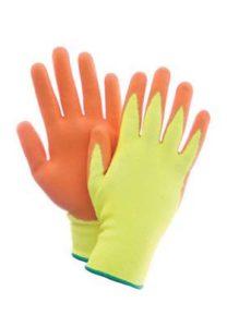 Tuff-Glo Gloves - Tuff-Glo gloves w/ 3/4 palm coating