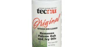 Tecnu Poison Oak-N-Ivy Cleanser 4oz Bottle