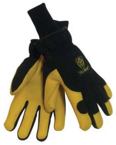 1592 Deerskin Winter Gloves