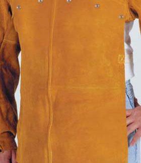 John Tillman 3120  20'' Side-split cowhide Leather Bib