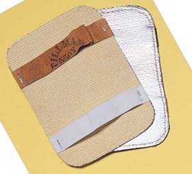 John Tillman 550X Economy Double-Layer Backhand Pad