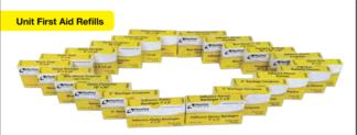 ProStat 2036 Bandage Compress 4 in, 1 per box