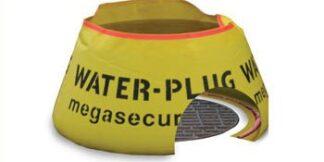 Quick Dam Water-Plug