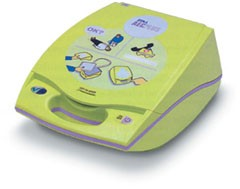 The ZOLL AED PLUS