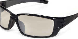 Indoor / Outdoor Lens Safety Glasses