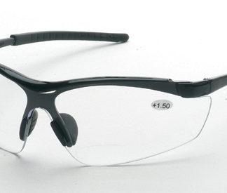 Magnifier / Bi-Focal Safety Reading Glasses