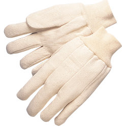 Canvas Safety Gloves