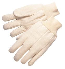 Canvas Safety Gloves