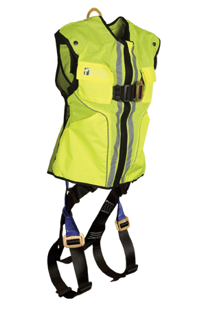 FALLTECH Hi-Vis Vest Harness