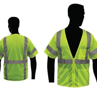Lime ( Safety Green ) Safety Vest