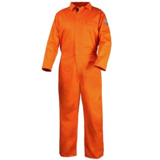 7oz. Flame-Resistant Coveralls