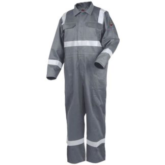 Deluxe 9 oz. Coveralls with Reflective Material