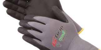 Nitrile Foam Coated Palm Gloves
