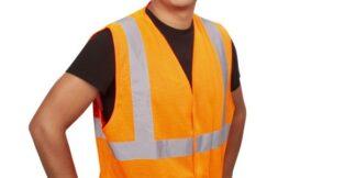 Mesh Class 2 Vest