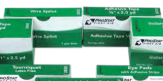ProStat Unit First Aid Refills