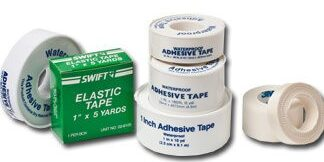 First Aid Wraps & First Aid Tapes