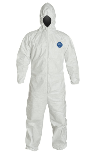 Disposable Coverall with Hood